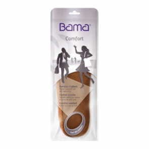 Vegane Einlegesohle | BAMA Einlegesohle Comfort Fußbett