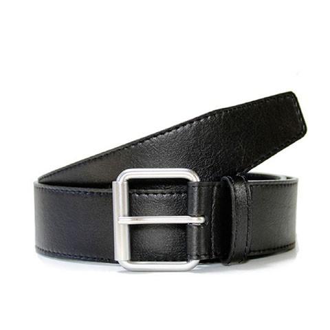 Veganer Gürtel | WILL'S VEGAN STORE 4cm Jeans Belt Black