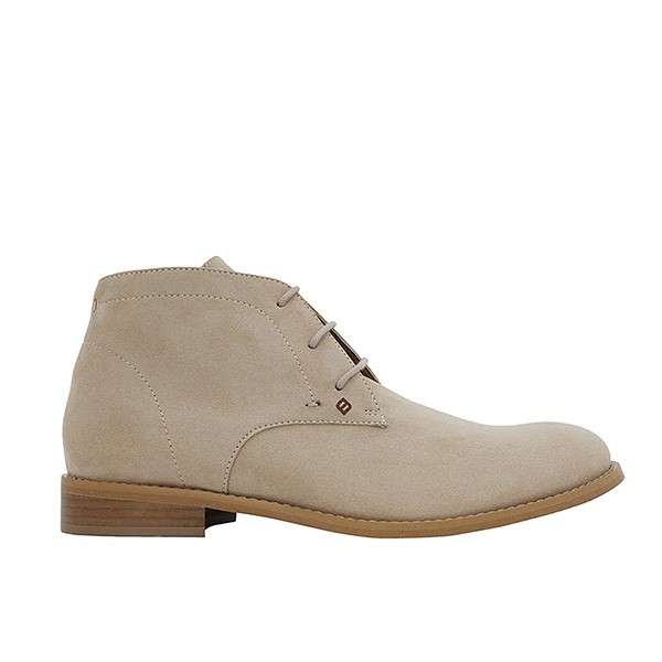 Veganer Chukak Boot | FAIR Desert Boot Beige