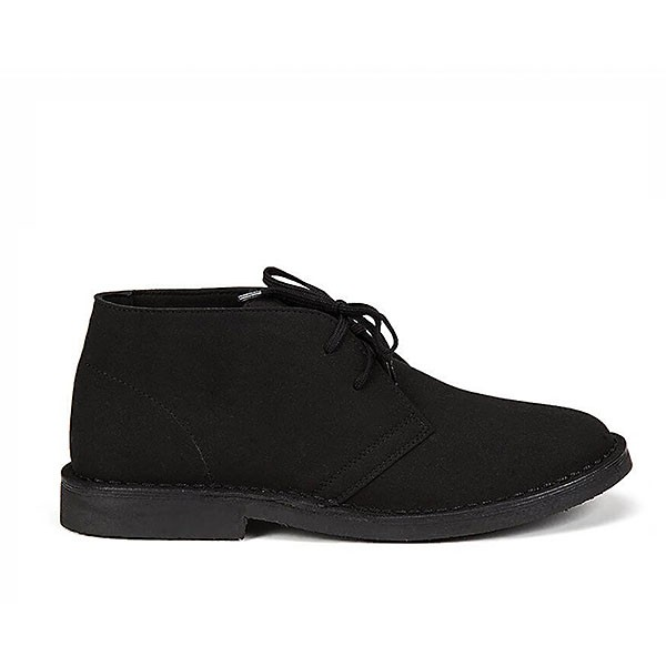 Veganer Desert Boot | ALTERCORE Rony Black