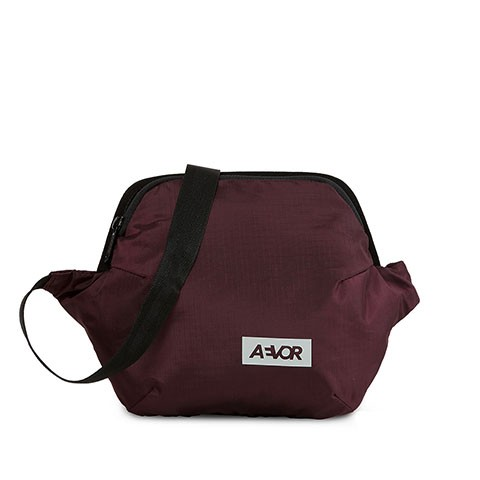 Vegane Gürteltasche | AEVOR Hip Bag Plus Ripstop Ruby