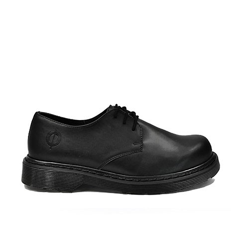 Veganer Schnürschuh | ALTERCORE 650 D Black
