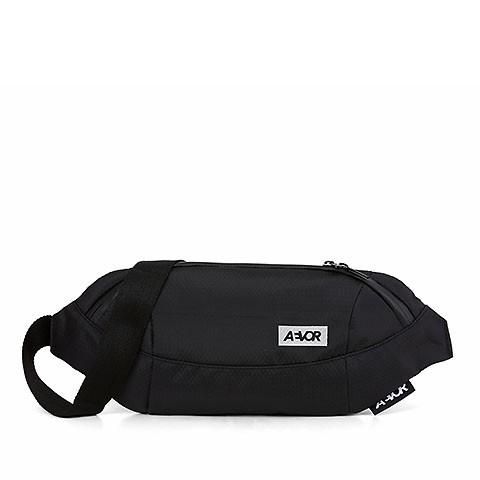 Vegane Schultertasche   AEVOR Shoulder Bag Proof Black