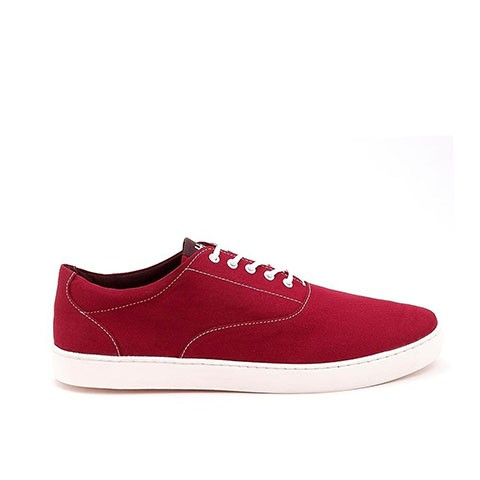 Veganer Sneaker | AHIMSA Wave Red