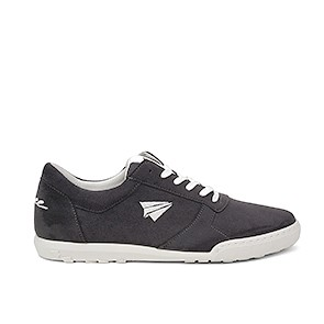 Veganer Sneaker | BE FREE Pluto Low Dark Grey