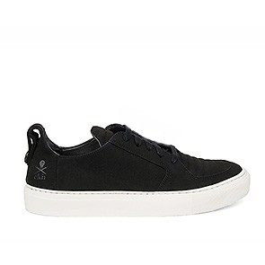 Veganer Sneaker | EKN FOOTWEAR Argan Low Black