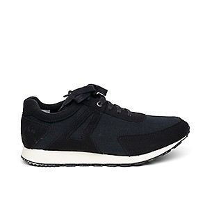 Veganer Sneaker | EKN Low Seed Runner Black