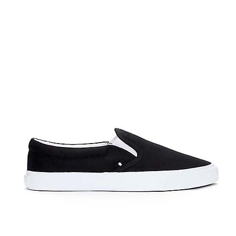 Veganer Sneaker - Ethletic Fair Deck Jet Black