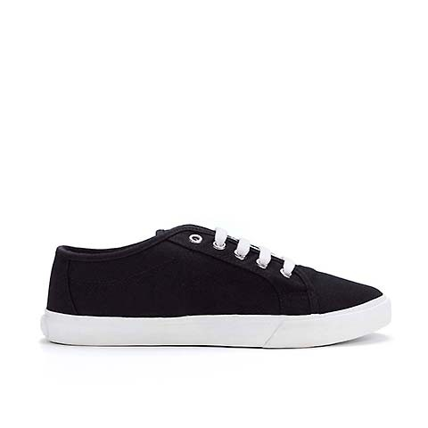 Veganer Sneaker | ETHLETIC Fair Skater Jet Black