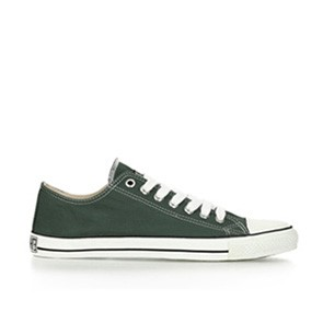 Veganer Sneaker | ETHLETIC Fair Trainer Lo Cut Resada Green