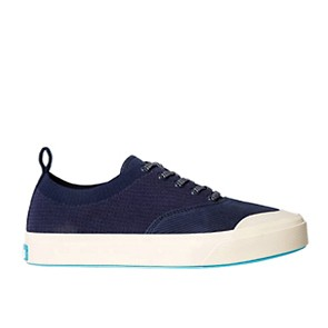 Veganer Sneaker | NATIVE SHOES Jefferson Plimsoll Regatta Blue
