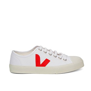 Veganer Sneaker| VEJA Wata Canvas White Pékin