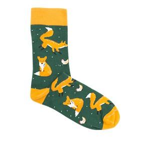 Vegane Socken | KABAK Socks Foxes