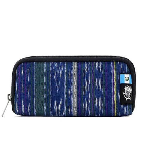 Vegane Brieftasche | ETHNOTEK Chiburi Accordion Wallet Guatemala 9
