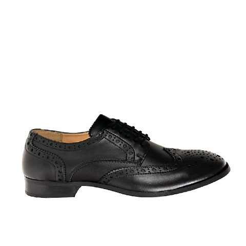 Veganer Wingtip Brogue | WILL'S VEGAN STORE City Wingtip Brogue Black
