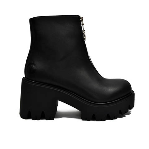 Veganer Stiefel | ALTERCORE Gemma Black