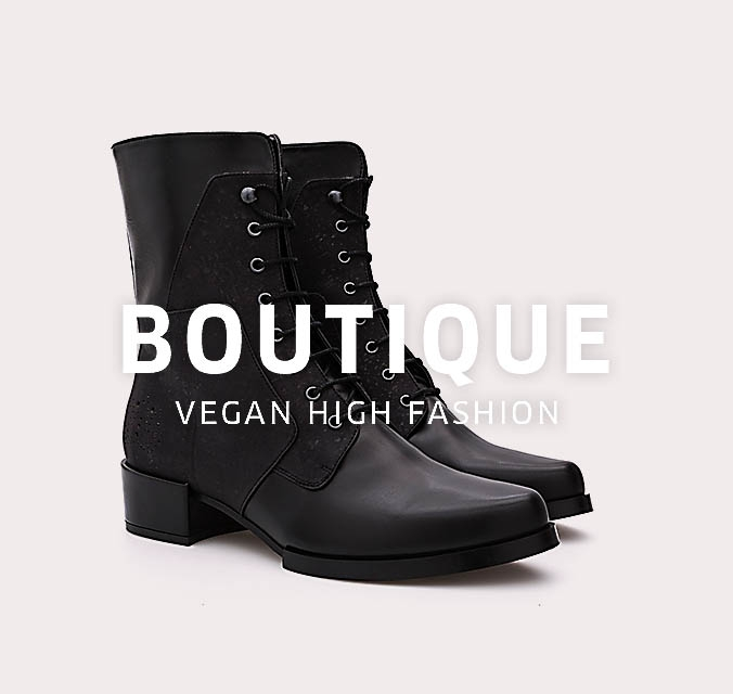 Vegan High Fashion | avesu BOUTIQUE | Vegan Luxe Shoes