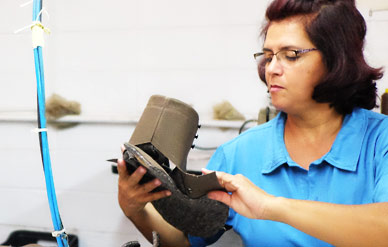 vegan production at ahimsa – shoe manufacturing
